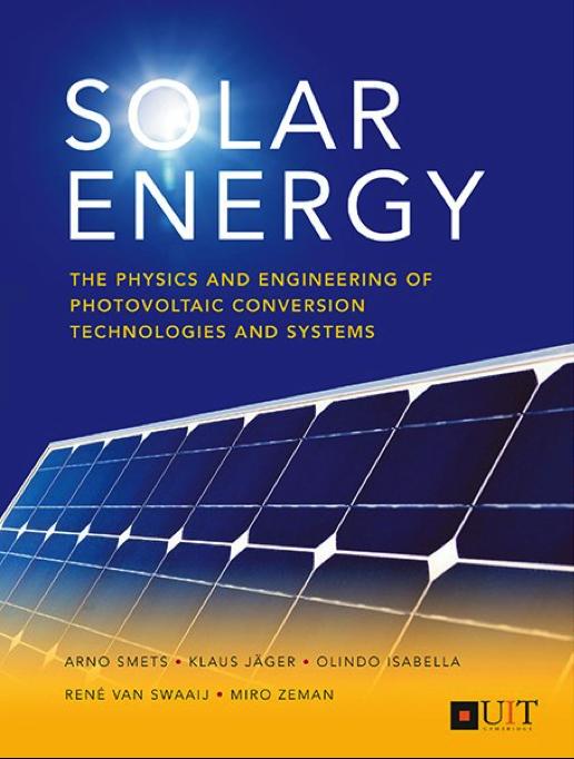 Solar Energy Book cover