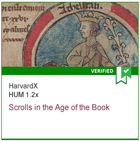 HUM 1.2x Scrolls in the Age of the Book