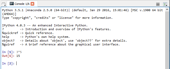 Instructions for installing Anaconda Python (adapted from MIT's 6 00