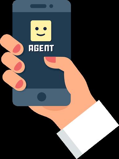 A Mobile Agent App