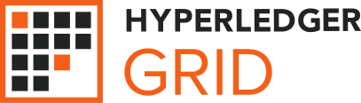 Hyperledger Grid Logo