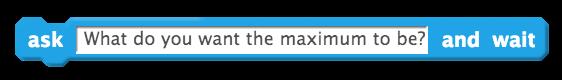Set Maximum Ask Block