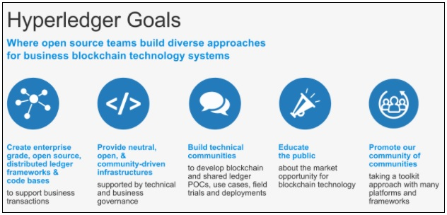 Hyperledger Goals
