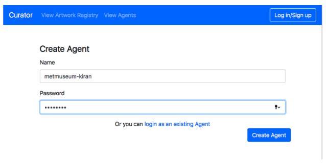 Creating the First Agent