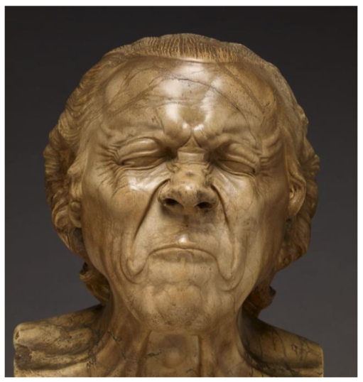 Franz Xaver Messerschmidt, The Vexed Man