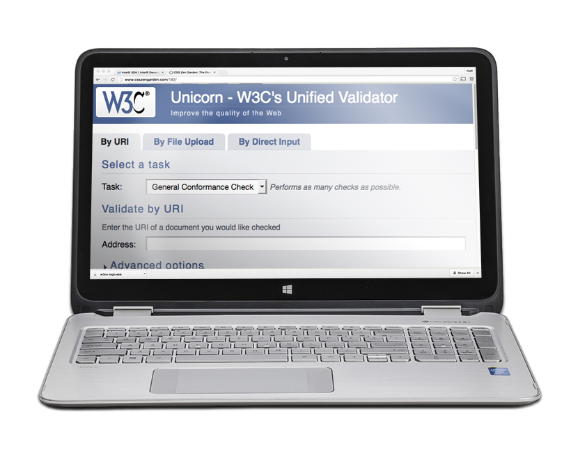 unicorn - W3C validators