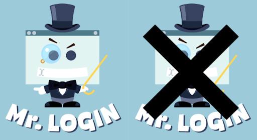 No More Mr Login