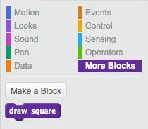 More Blocks tab 2
